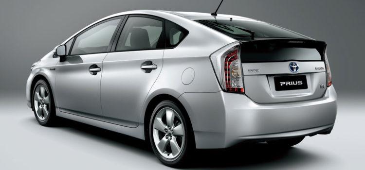 Toyota Prius Hybrid Car Nefelibata Travels